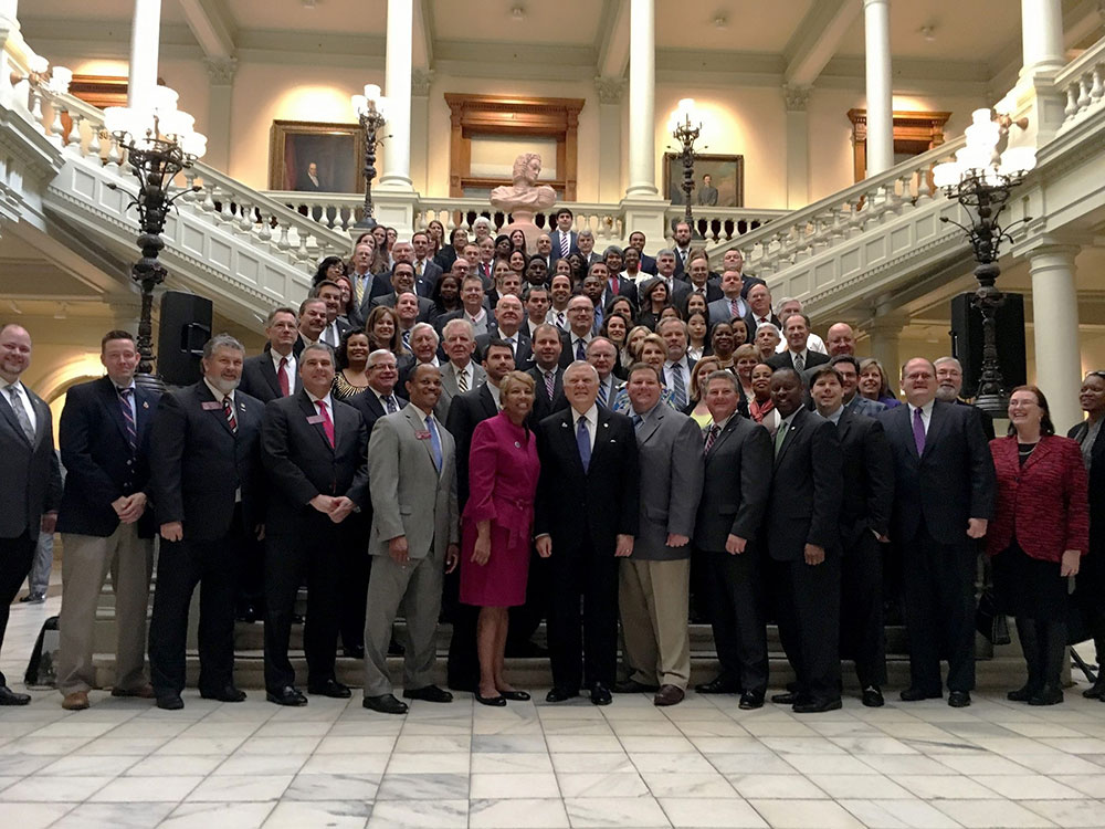 CPA Day at the Capitol with Georgia Society of CPAs – January 25,2017